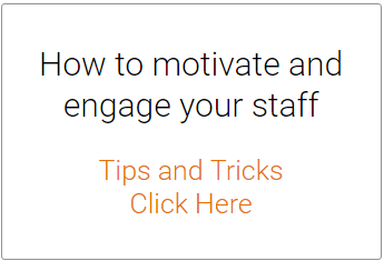 How to motivate and engage your staff